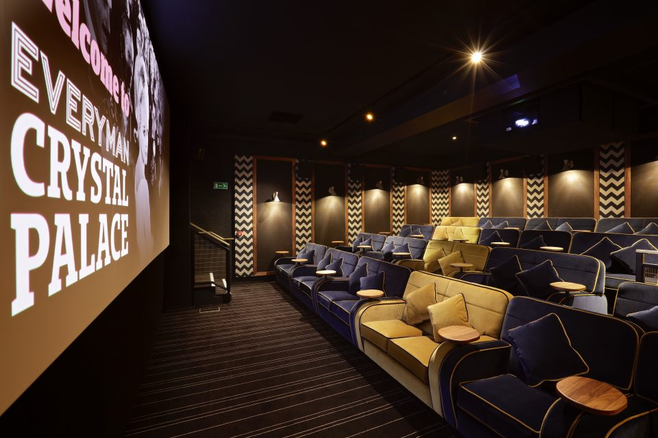 Everyman Cinema Crystal Palace